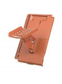 Sicherheitstritt - für Flachziegel Stylist - Zubehör Dachziegel