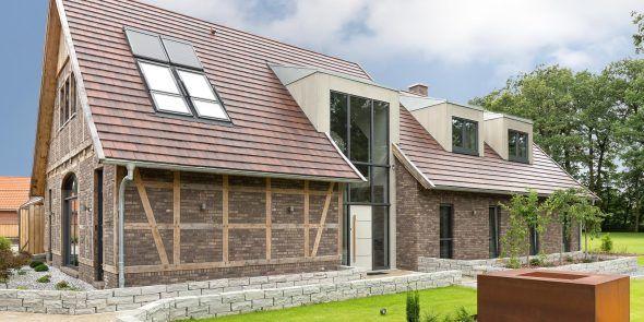 Dachziegel Stylist cottage